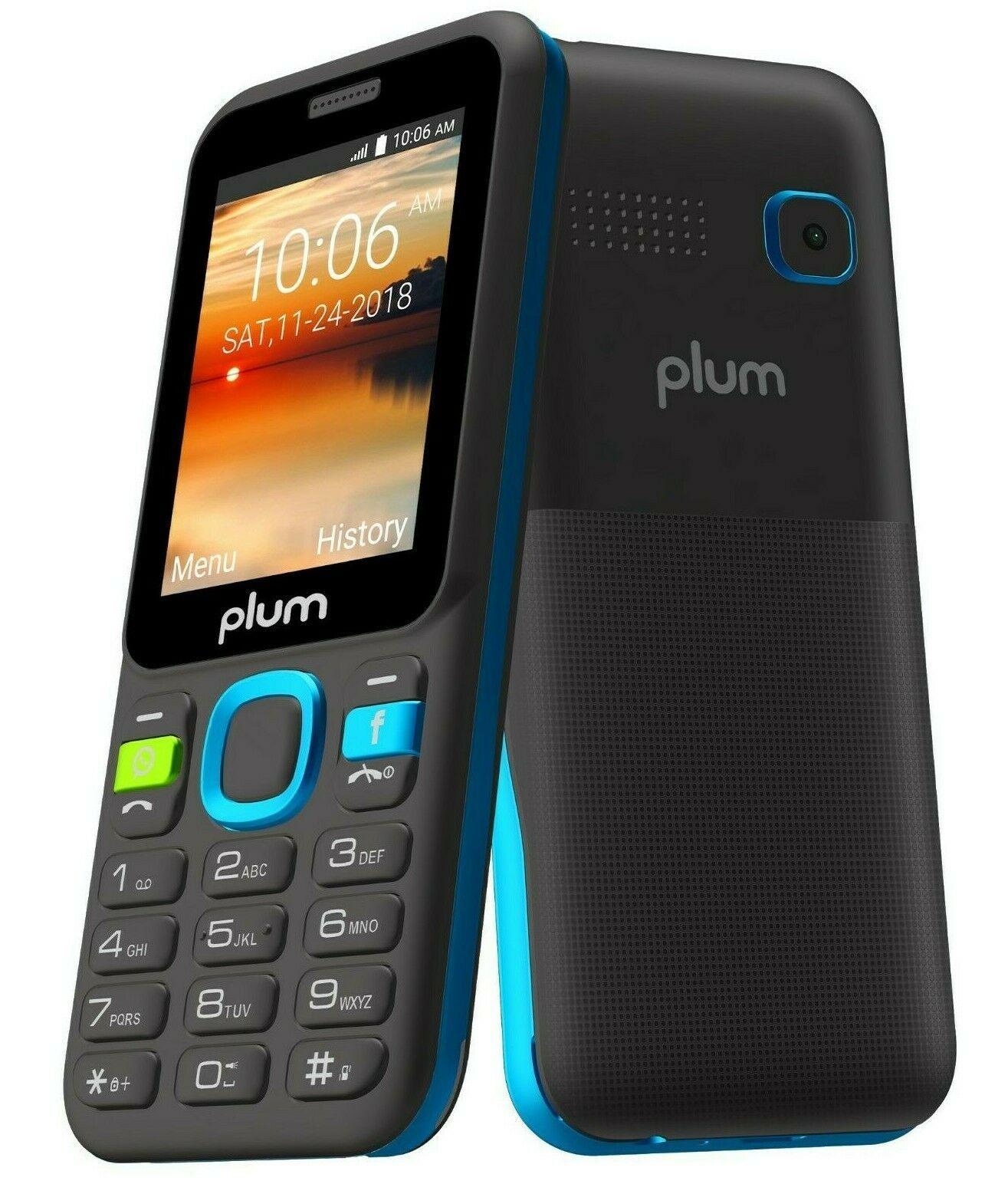 3g gsm unlocked phone feature 24 display big keypad att