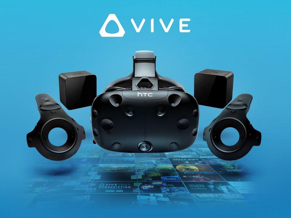 Brand New Htc Vive Vr Virtual Reality Headset Consumer Version Retail Cv1 Htc Virtual Reality Headset Virtual Reality Htc