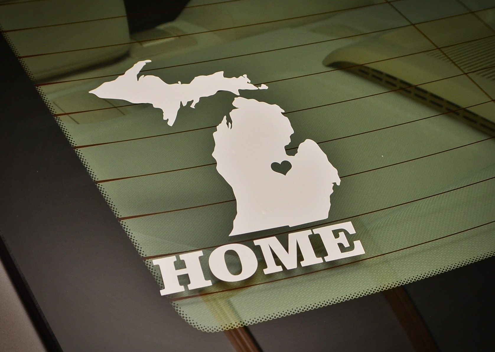 Car Decal Decal Sticker Custom Home Location Decal State - Custom vinyl car decals canada