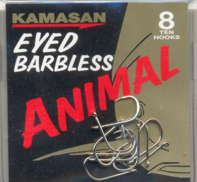 Kamasan Animal à oeillet barbless | PETITS MATERIELS | Hameçons | : 1.75 euros : Kamasan Animal à oeillet barbless discount - discount - comparateur.