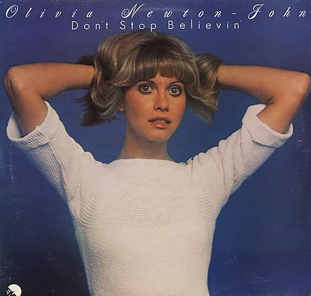 For Sale Olivia Newton John Don T Stop Believin Uk Vinyl Lp Album Lp Record See This And 250 000 Other Rar Olivia Newton John Dont Stop Believin Olivia