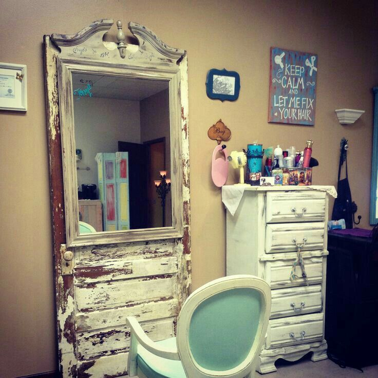 Fantastic Shabby Chic Salon Mirror S A L O N In 2019 Shabby Chic Home Interior And Landscaping Transignezvosmurscom