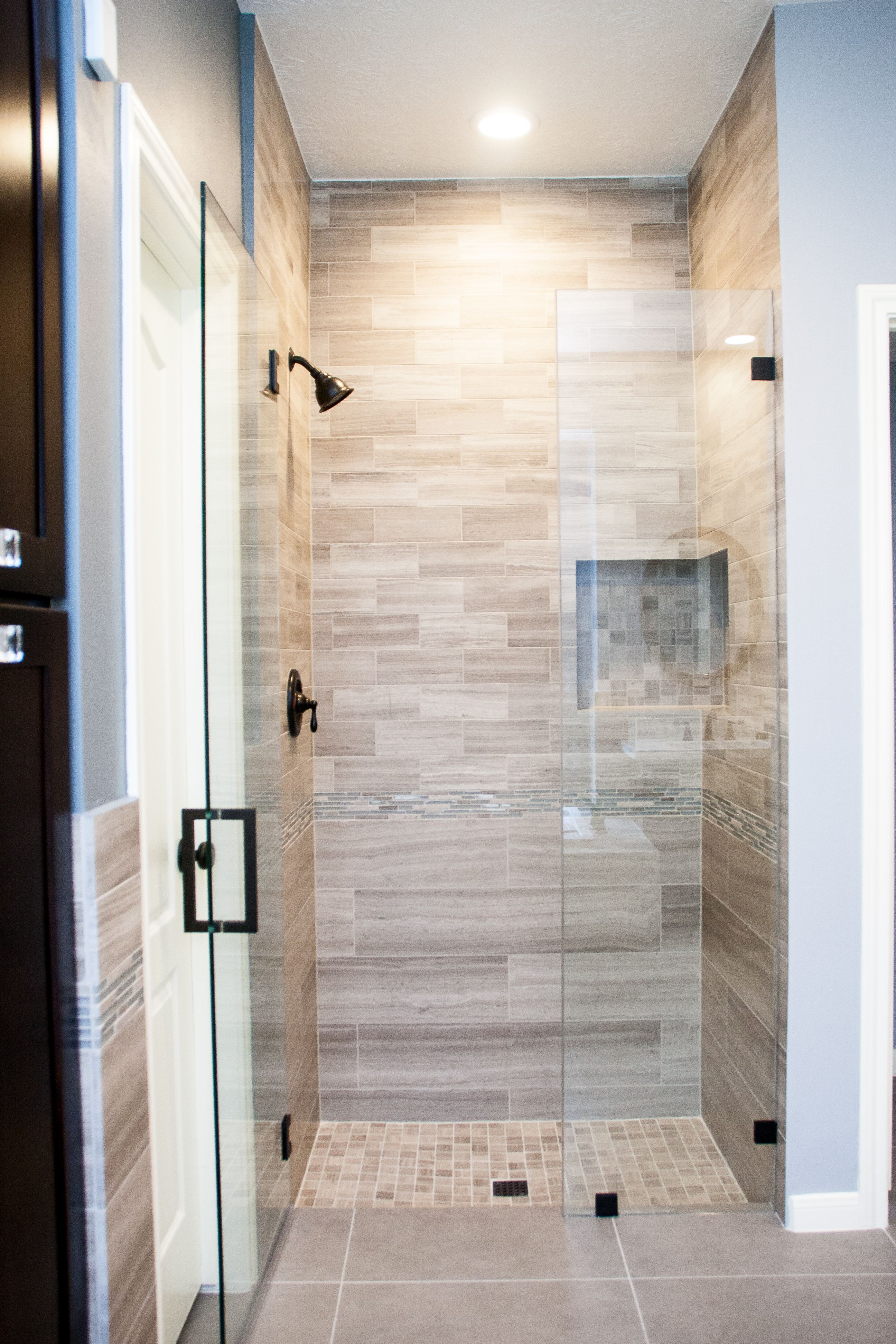 Our #TileTuesday installation is by Griffin Construction out of ...