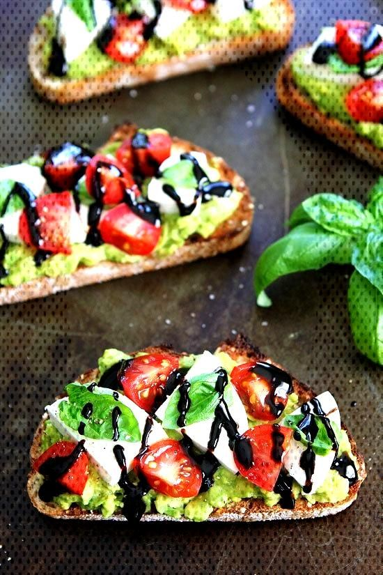 15 Ways To Make Quick, Healthy Summer Lunches - @coockiegirl -