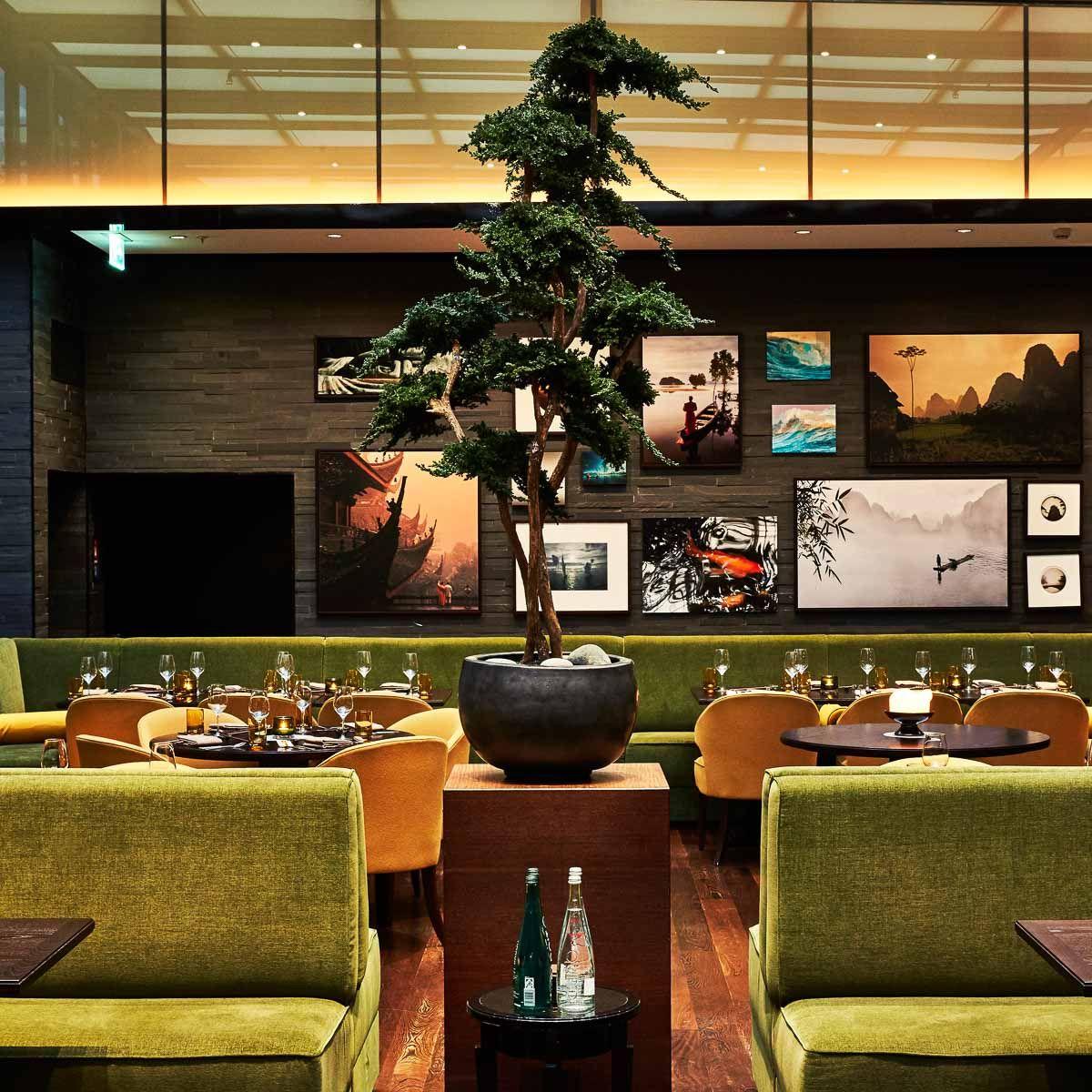 Restaurant Sra Bua Im Hotel Adlon Berlin Creme Guides Restaurant Restaurant Bar Lounge Musik