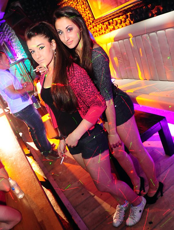 Matching Hot Pans Night Life Zagreb Night Club