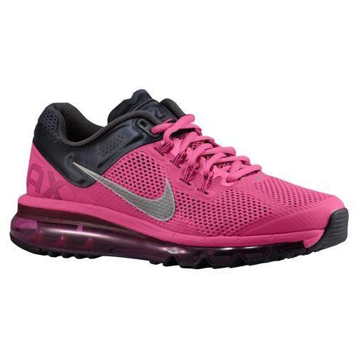 super cute a6dd0 19313 Nike Air Max + 2013 - Women s - Running - Shoes - Club Pink Gridiron Reflect  Silver