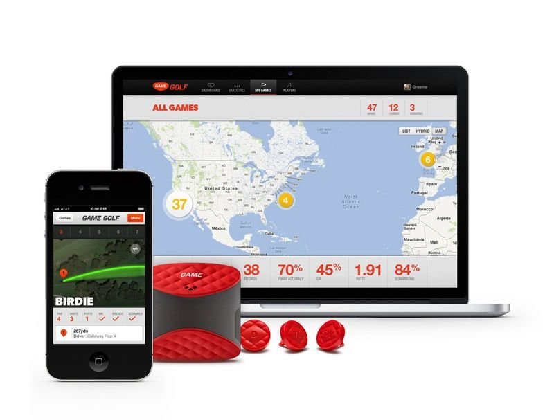 Game golf tests amazons launchpad