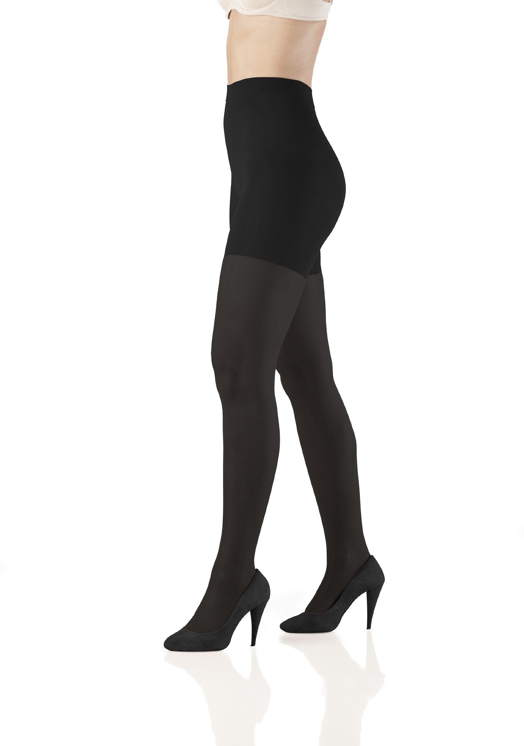8a5dedadb Maternity Fashion - hard-wearing maternity leggings   Normal Waist Shaping  Tights – 30 DEN sheer satin look 44030 Size XL Black   Wish to know  a lot ...