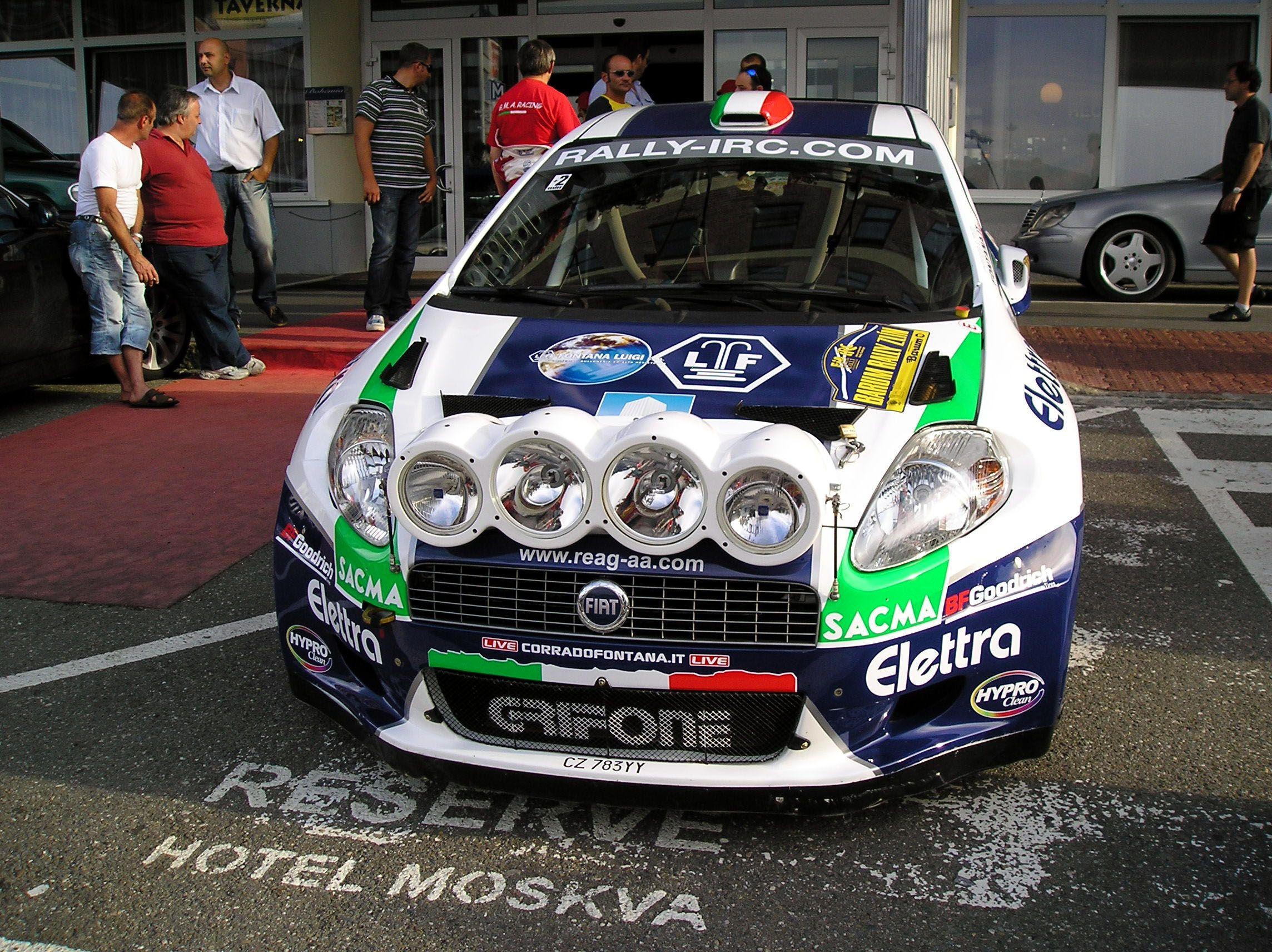fiat grande punto abarth s2000 | motorsport | pinterest | fiat