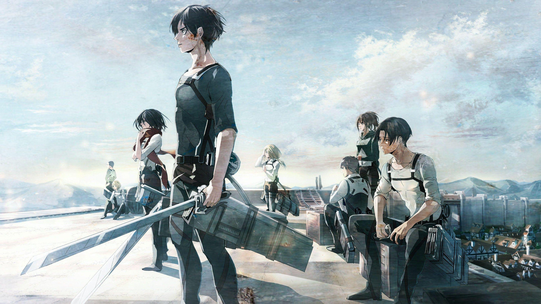 Anime Attack On Titan Armin Arlert Wallpapers Printable Download