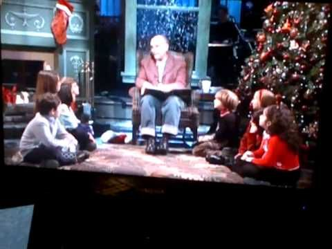 john malkovich reads twas the night before christmas on snl dont i wish john had read me my bedtime stories as i grew up d - John Malkovich Snl Christmas