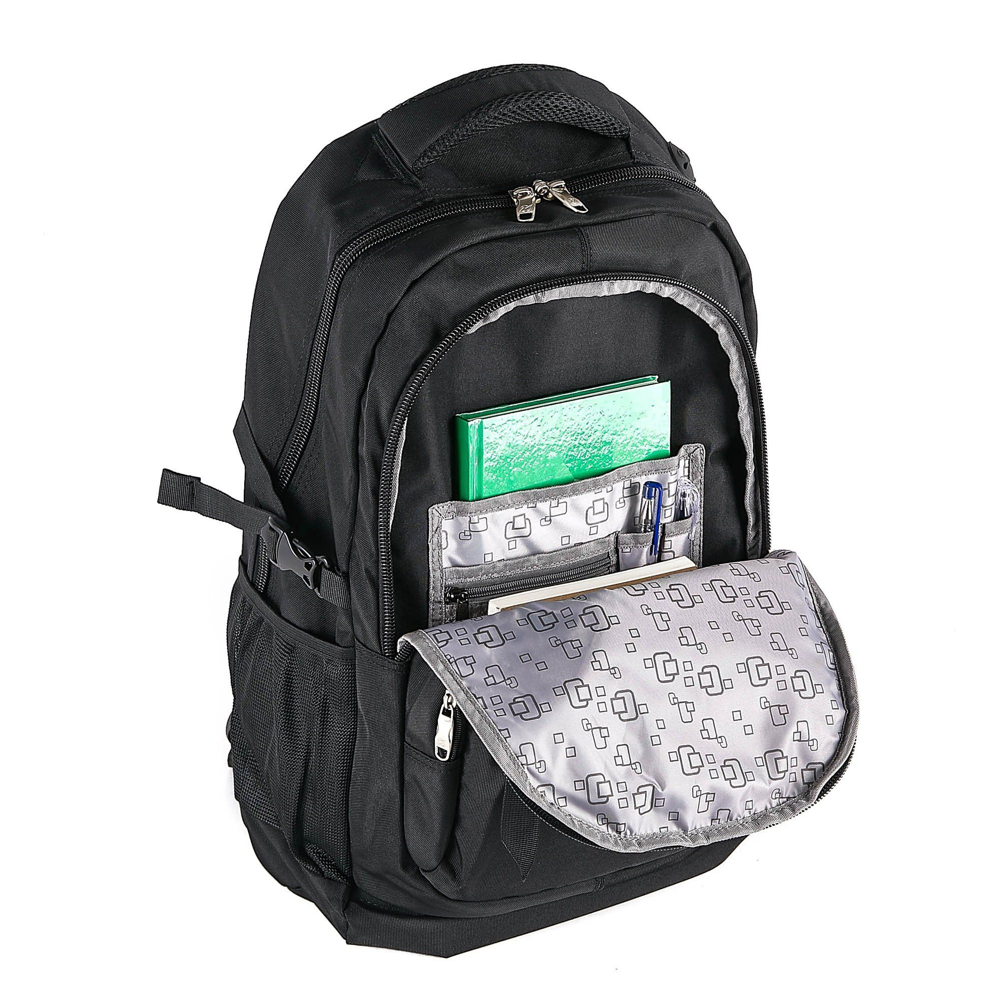 370b095888f6 60L 22 Large Laptop Backpack for Men and Women Computer Bag Water ...