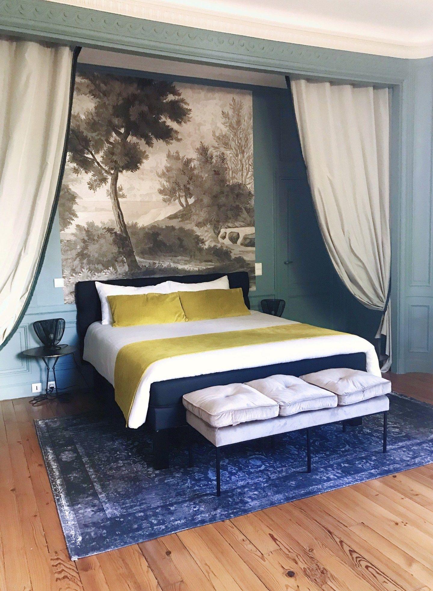 La Maison Du Marquis A Biarritz La Suite Du Marquis Chambre D Hotes Cote Basque Deco Chambre D Hotes Decoration Maison Deco Chambre