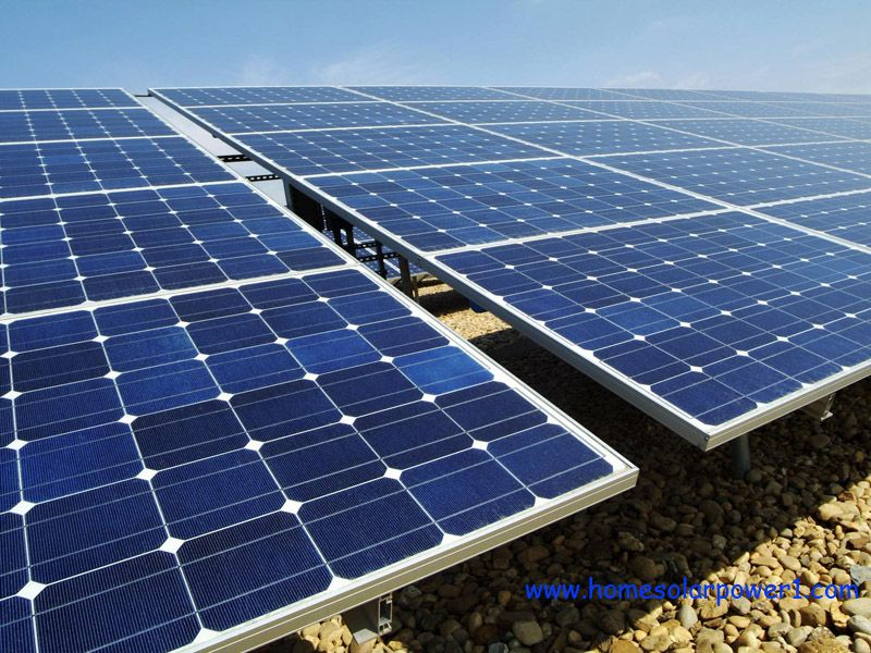 How Important Is Solar Panel Efficiency Solar Panel Efficiency Can Be Affected By So Many Fact Solar Panel Installation Best Solar Panels Solar Power House
