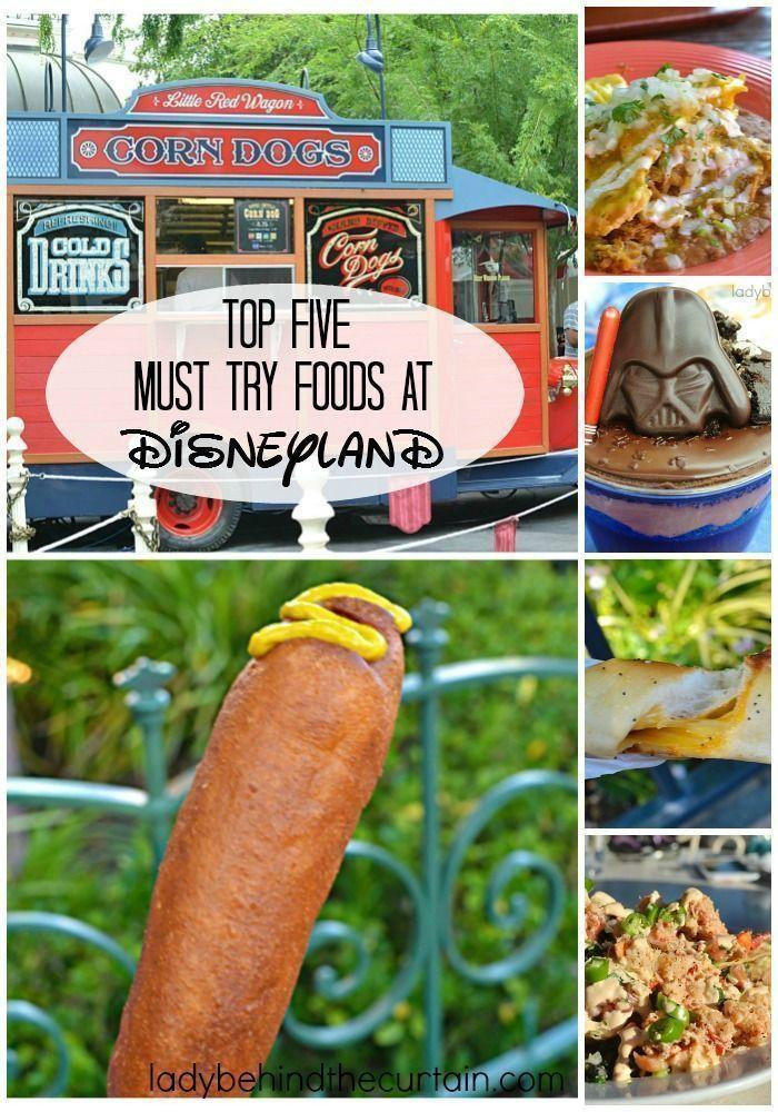 Photo of Die fünf besten Restaurants in Disneyland