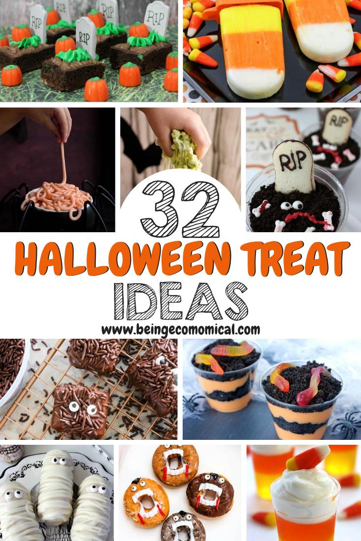 32 Halloween Treat Ideas in 2020 | Halloween party