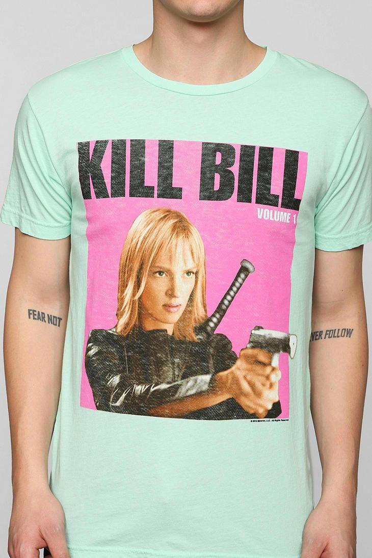 3213420e Junk Food Kill Bill Poster Tee   wish list   Kill Bill, Junk food ...