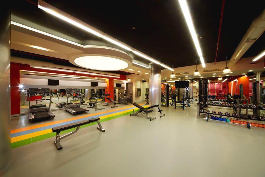 Dekto architecture interior design philsa fitness for Gym interior design