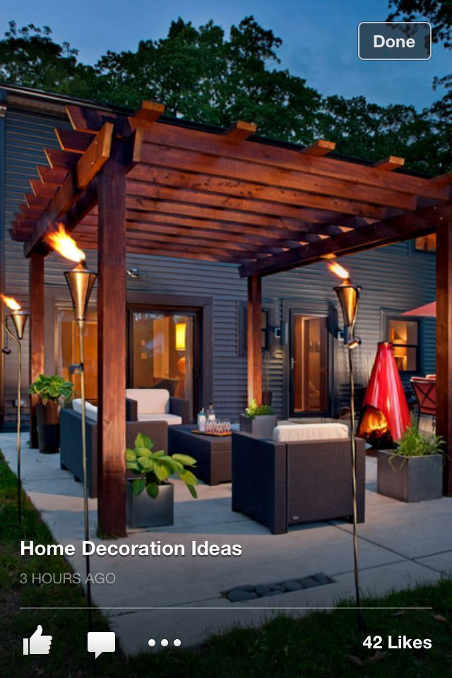 15 Easy DIY Outdoor Projects to Make Your Backyard Awesome ...