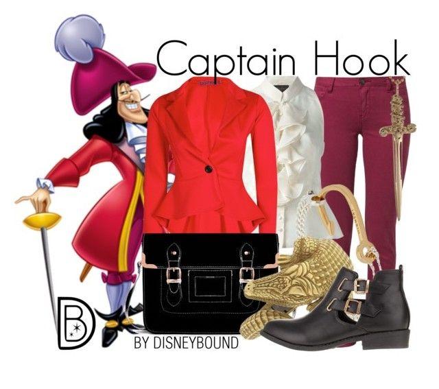 """Captain Hook"" by leslieakay ❤ liked on Polyvore featuring MKT studio, Luisa Spagnoli, Boohoo, MIANSAI, Kieselstein-Cord, River Island, Jennifer Fisher, women's clothing, women and female"