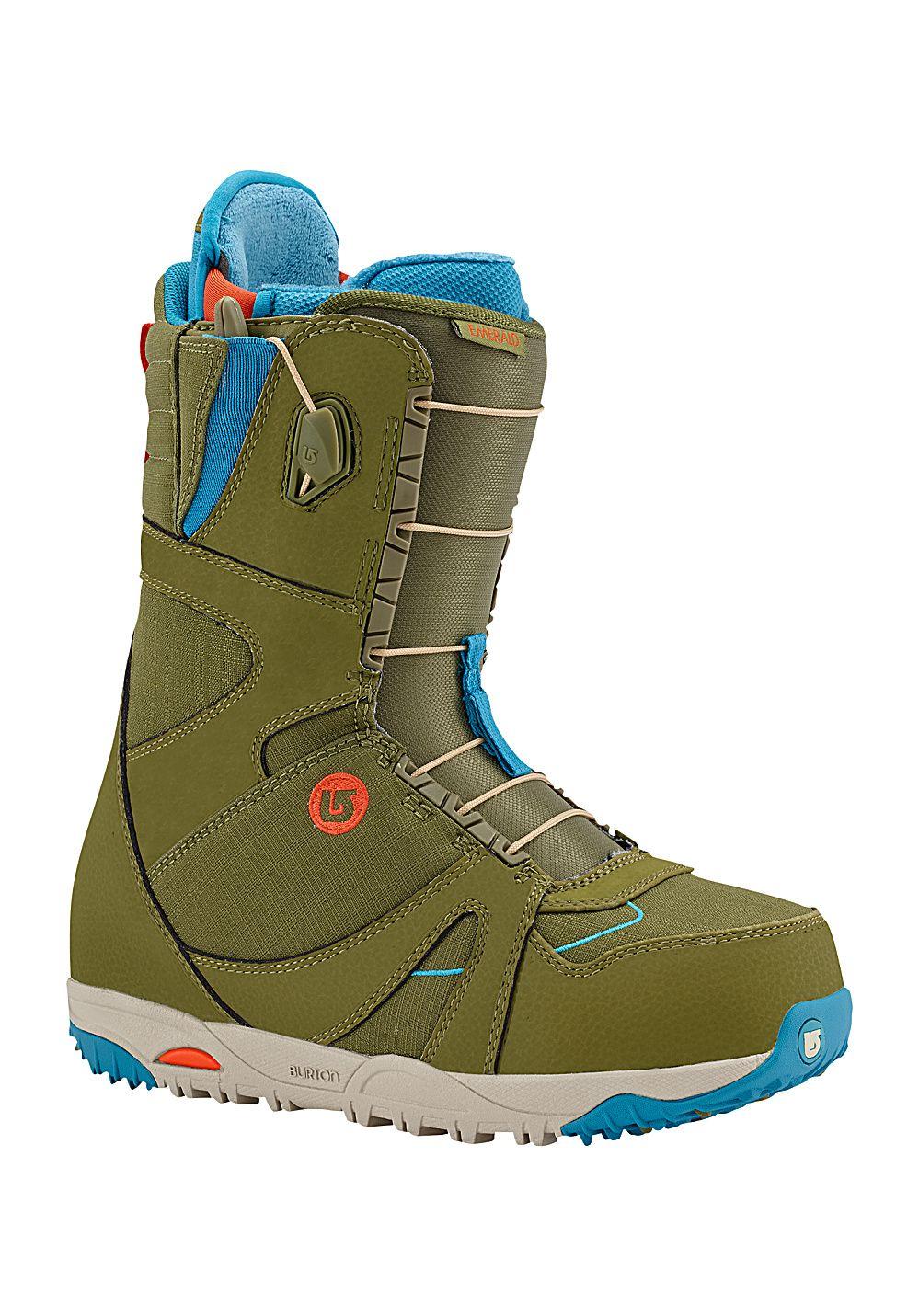 Burton Emerald Snowboard boots voor Dames Groen