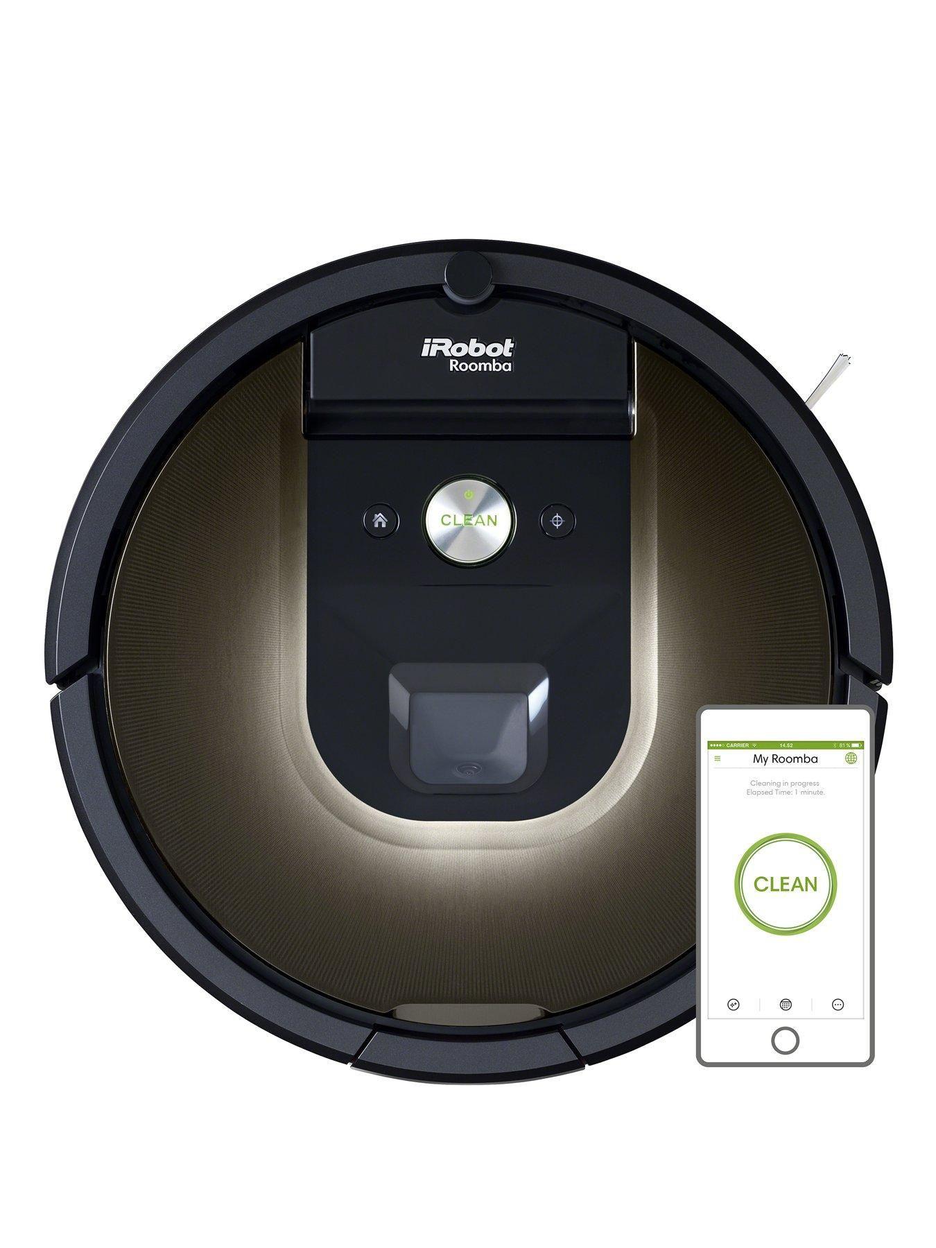 iRobot Roomba® 980 Robot Vacuum Cleaner Irobot, Irobot