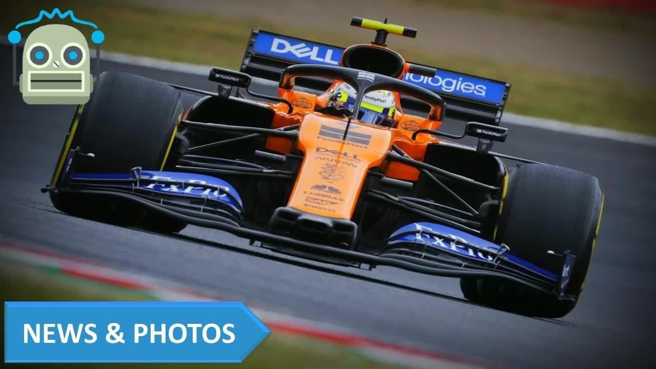 McLaren Set For Decent Step With 2020 Design Seidl