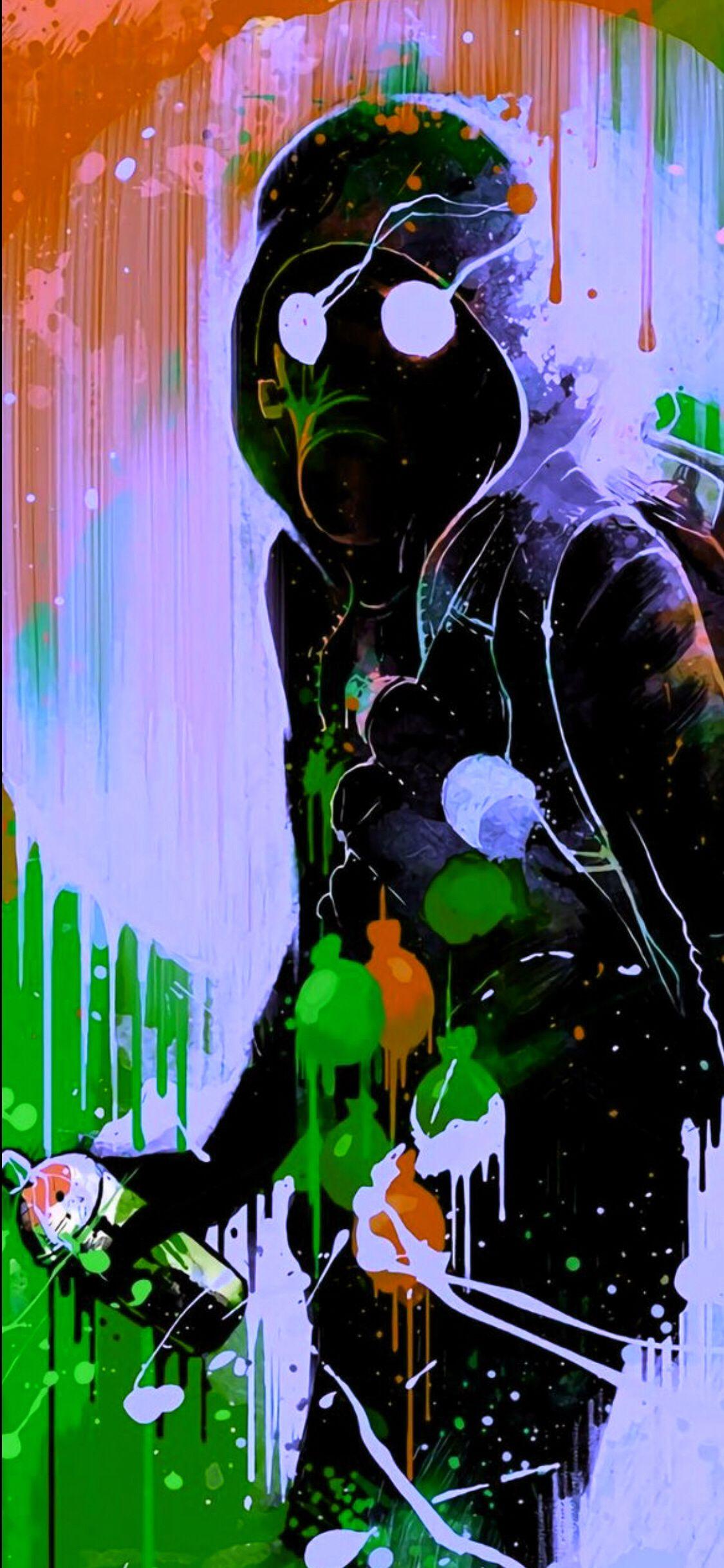 Wallpaper Iphone X Seni