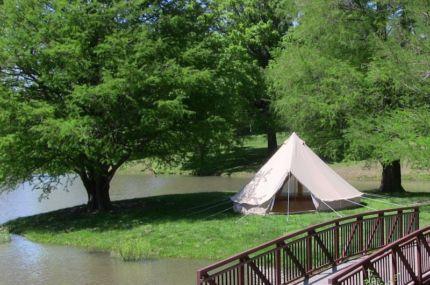 Gl&ing 6m canvas bell tents | C&ing u0026 Hiking | Gumtree Australia Maroochydore Area - Parrearra & Glamping 6m canvas bell tents | Camping u0026 Hiking | Gumtree ...