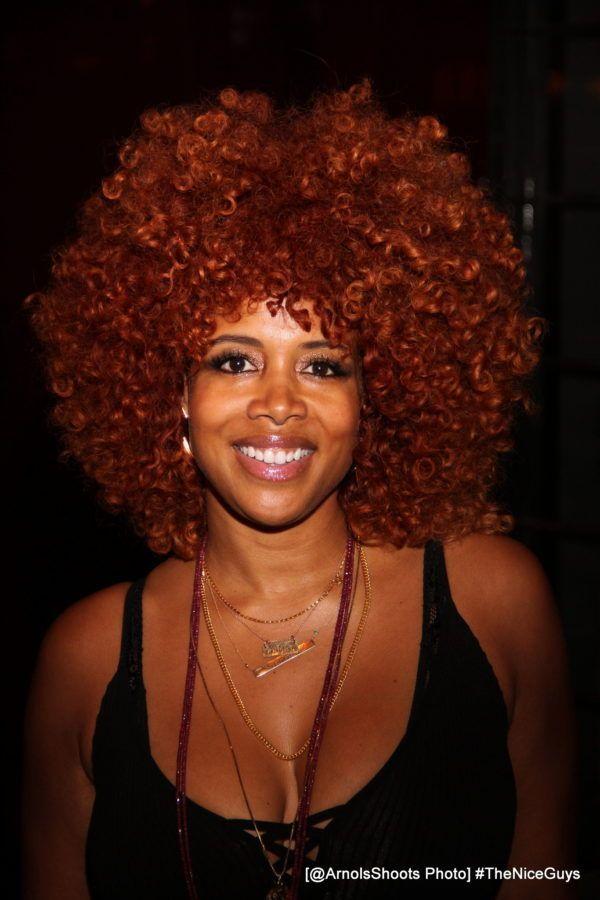 Image Result For Burnt Orange Natural Short Hair Just