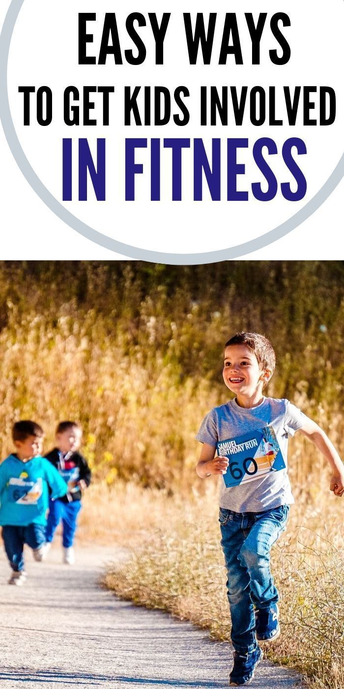 4 Ways To Get Your Kids Involved In Fitness - Teach your children to stay active by using these 4 wa...