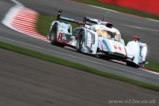 FIA WEC Silverstone 26Aug12 by Jurek Biegus, via Flickr