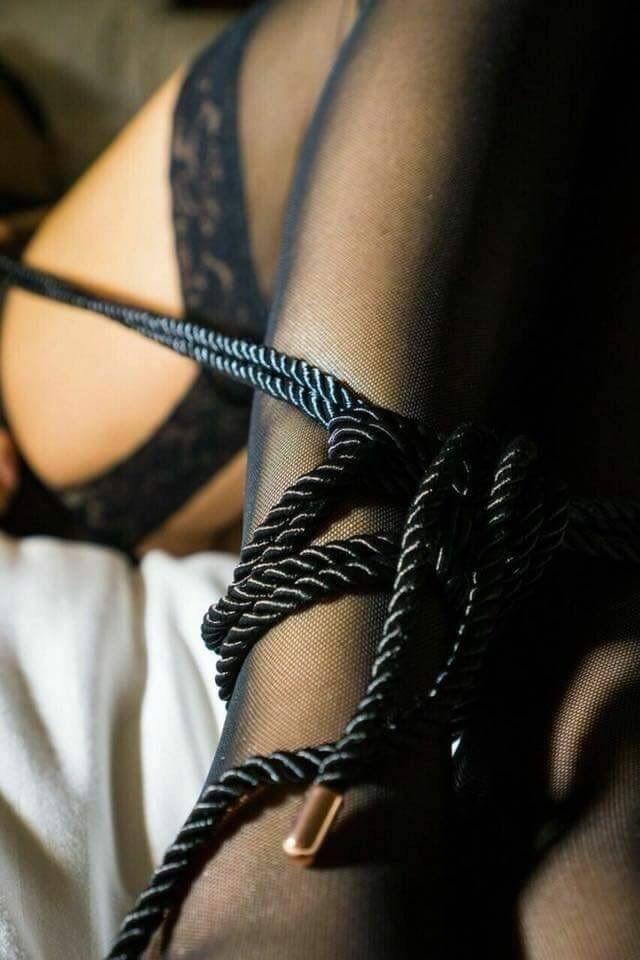 cord bondage | Tumblr | vetement | Pinterest | Cord and Legs
