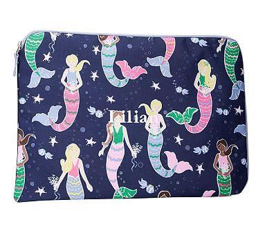 Mackenzie Navy Mermaid Wet Dry Bag Bags Mermaid