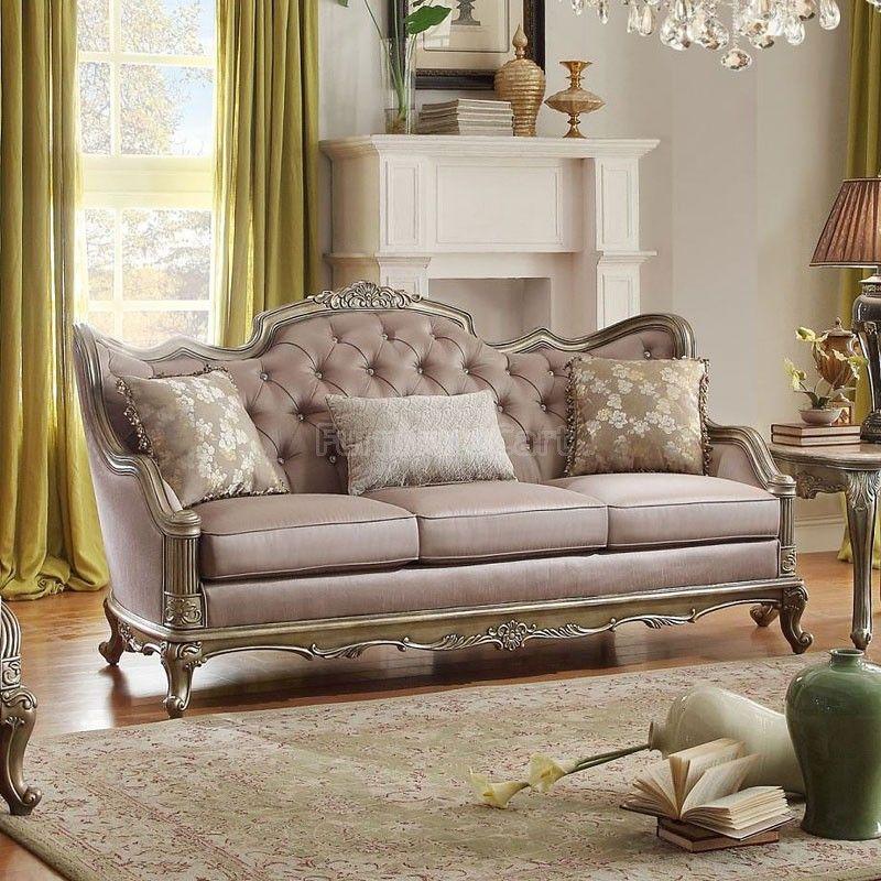 Fiorella Sofa Luxury Furniture Cheap Living Room Sets Sofa