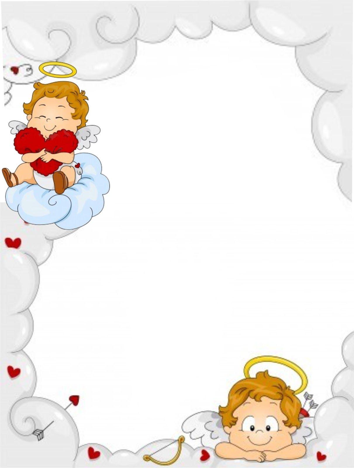 Caratulas de religion buscar con google marcos de - Hojas decoradas para ninas ...