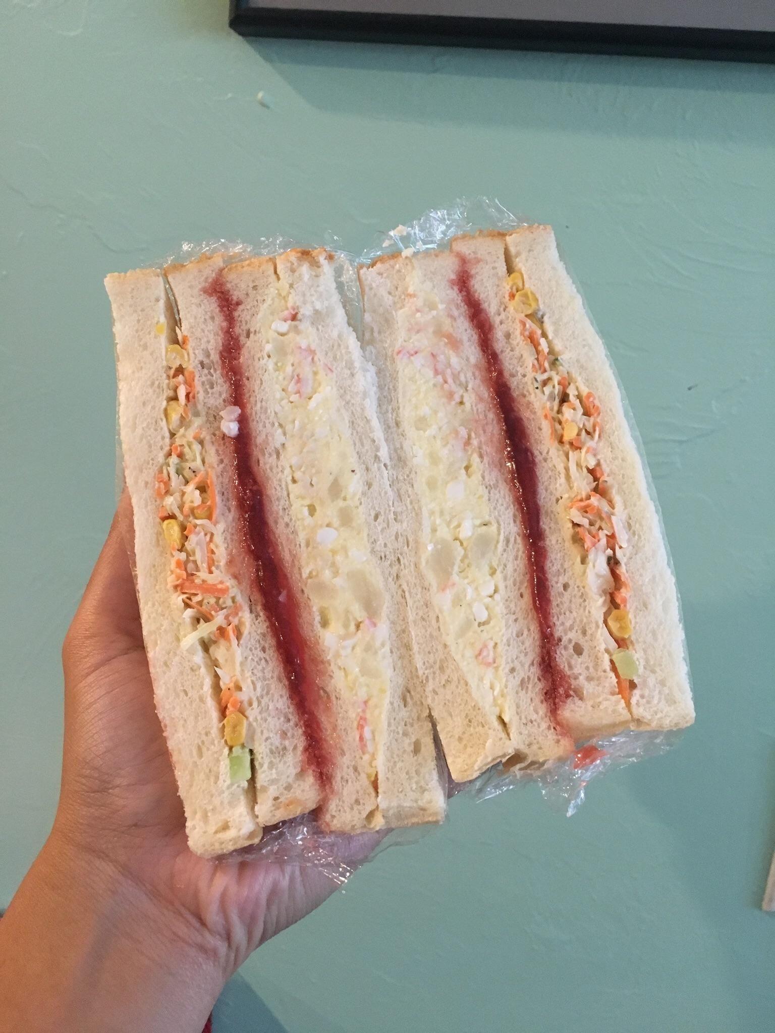 Homemade Inkigayo Sandwich Healty Food Food Cravings Yummy Food