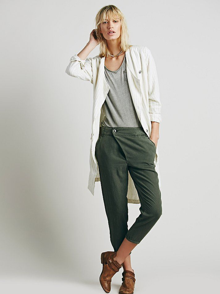 Free People Crossover Trouser, C$160.48