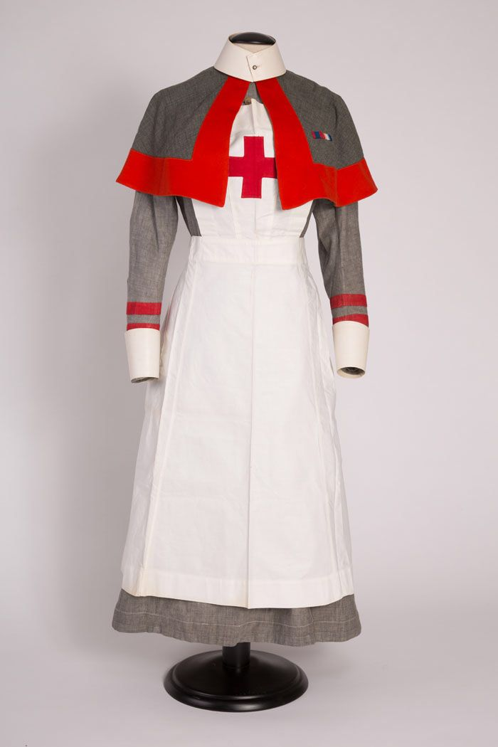 550ca80c9bd91 WW1 nurse costume inspiration. | Nurses WW1 | Nurse costume ...
