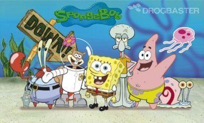 Disegni Da Colorare Di Spongebob Spongebob Cartoni Animati Disegno Di Cartoni