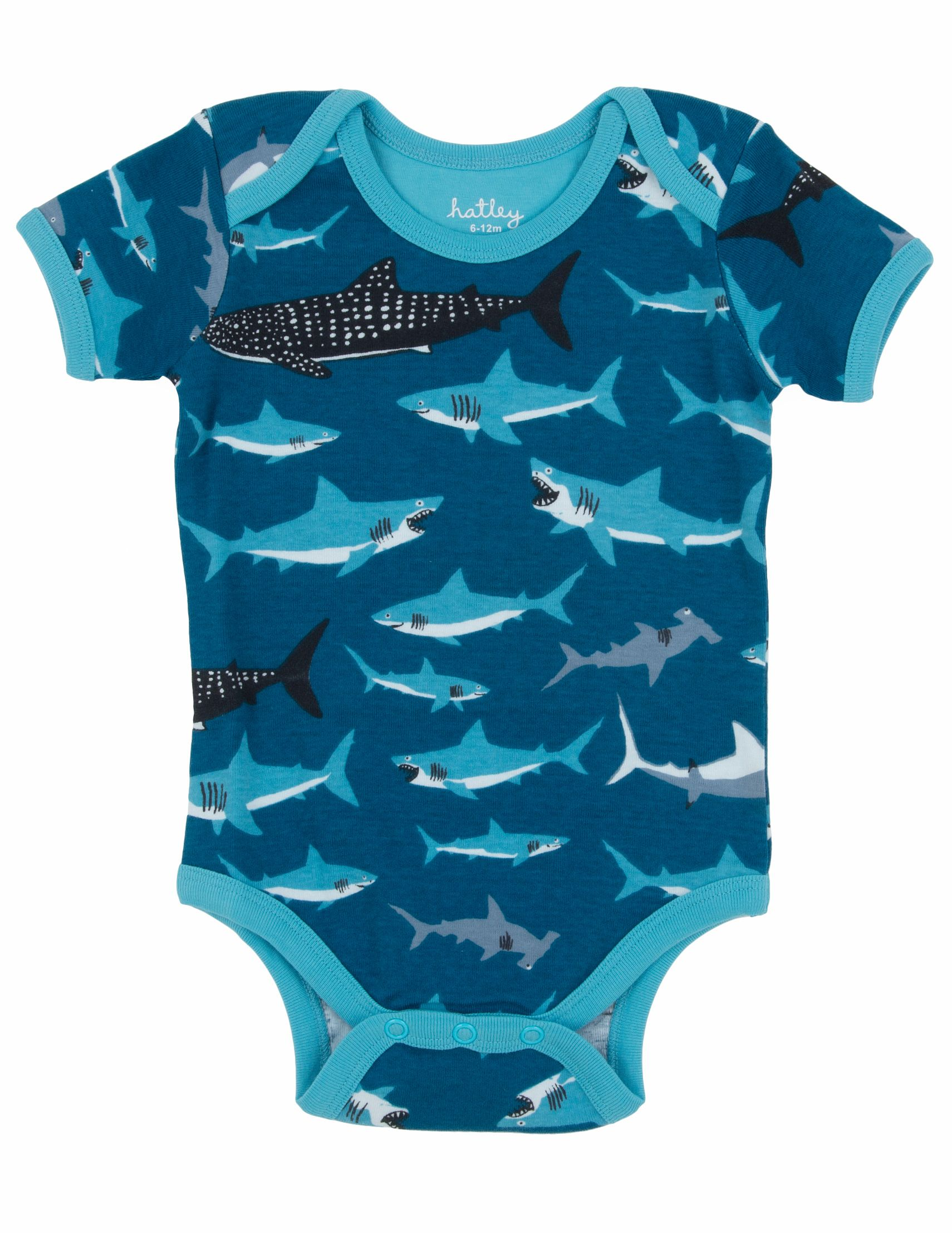 Infant One Piece Baby Shark