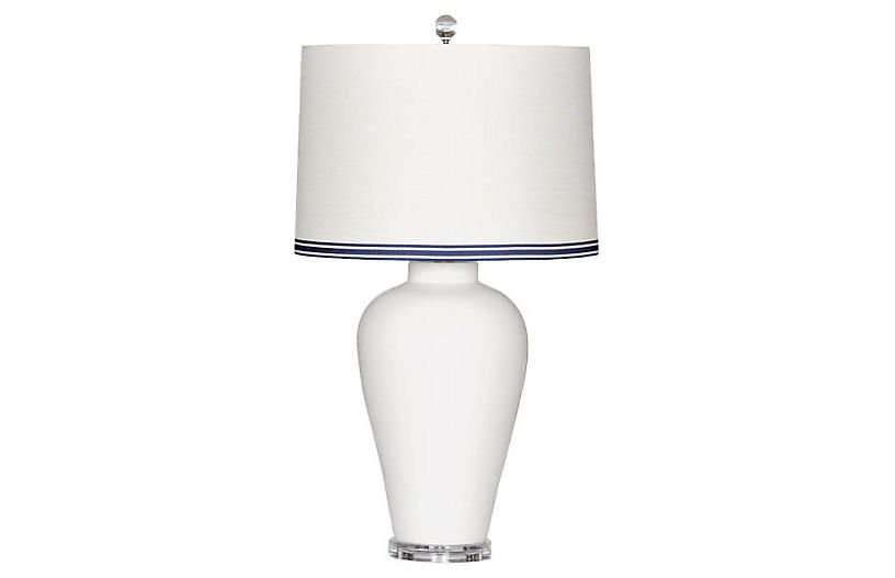Barclay Butera For Bradburn Home Hamptons Table Lamp Cream Table Lamp Lamp Jar Lamp