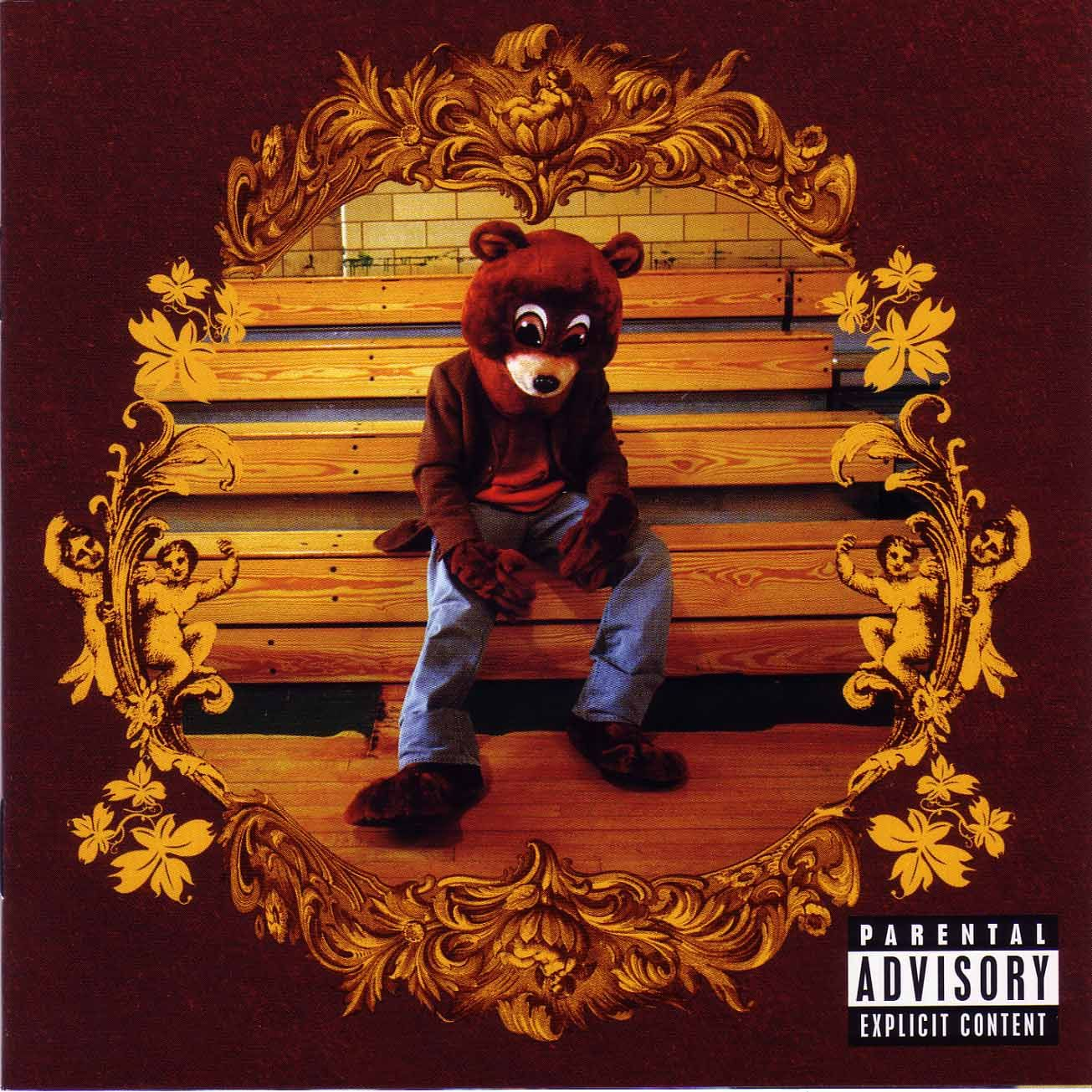 50 Of The Best Hip Hop Album Covers Ever Part 1 Kanye West Albums Hip Hop Albums Rap Albums