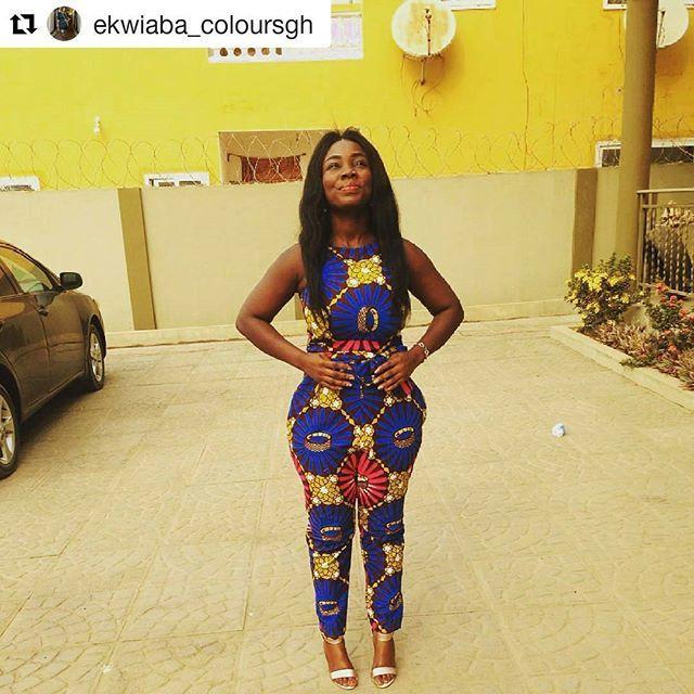 #Repost @ekwiaba_coloursgh with Ekwiaba Church flow #ilovesunday #GTP
