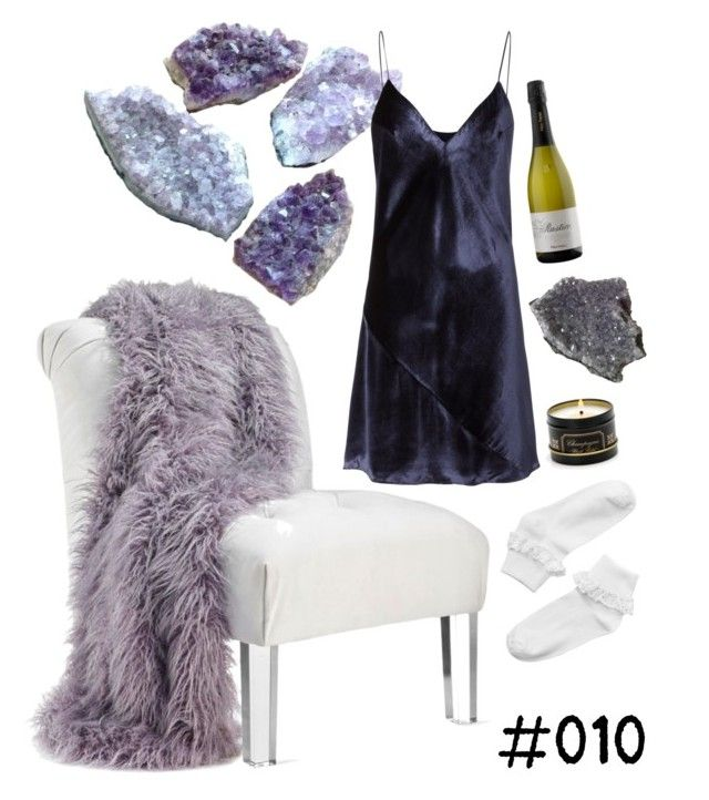 """Drinking from the bottle"" by trerunn on Polyvore featuring Fleur du Mal and Monki"