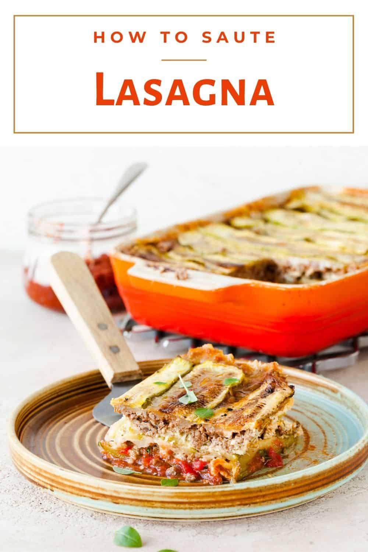 How To Reheat Lasagna And Make It Taste Fresh Recipe In 2020 How To Reheat Lasagna Lasagna Reheating Lasagna