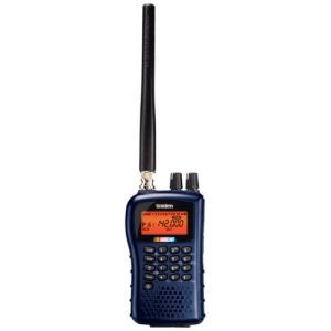 Uniden 200 Channel Handheld Scanner with 800MHz Coverage