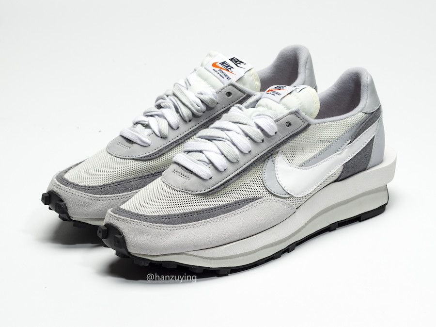 Sacai Nike LDV Waffle Grey BV0073-100