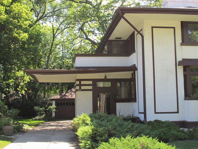 Frank Lloyd Wright S Stephen Hunt House Flickr Photo Sharing
